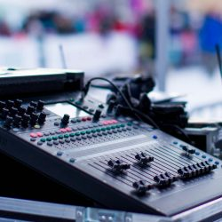 Digitala mixerbord